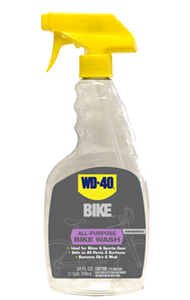 Powerful surfactants dissolve tough grease and grime, leaving it sparkling clean.