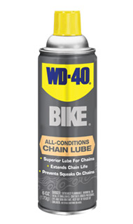 WD-40® Bike All Conditions Chain Lube