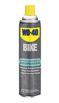 WD-40® Bike Chain Cleaner & Degreaser