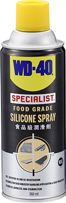 WD-40® Specialist™ Food Grade Silicone Spray - WD-40