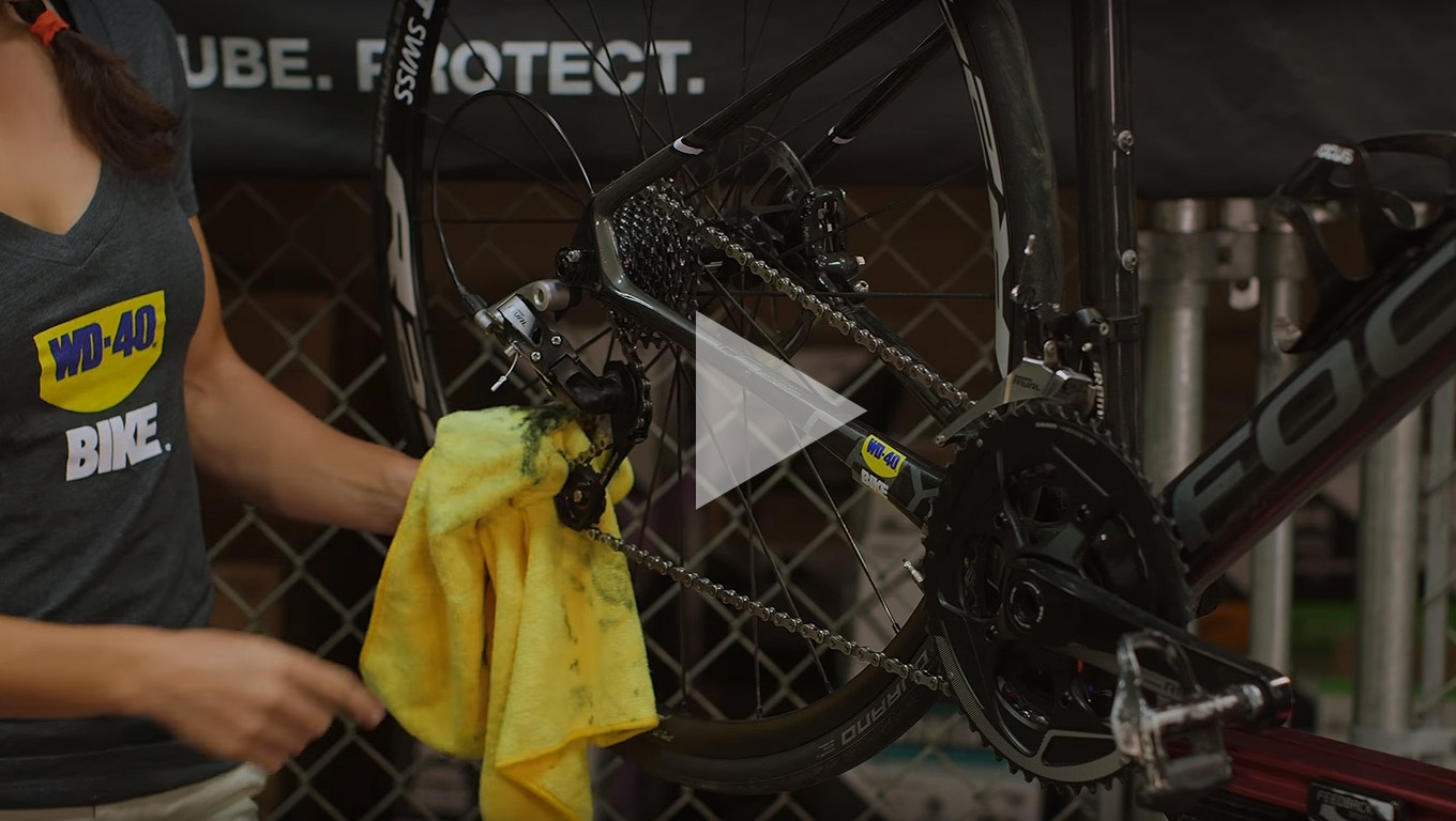 WD-40® BIKE Chain Cleaner and Degreaser