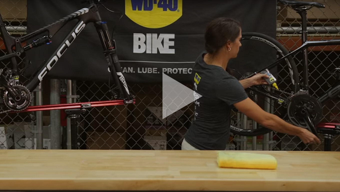 WD-40® BIKE Wet Chain Lube