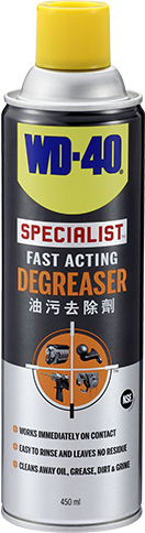 Fast Acting Degreaser