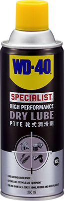 WD-40® SpecialistTM High Performance Dry Lube