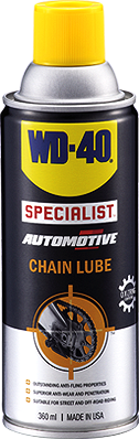 WD-40® SpecialistTM Automotive Chain Lube