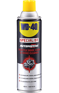 It maximizes carburetor performance and improves fuel system performance.